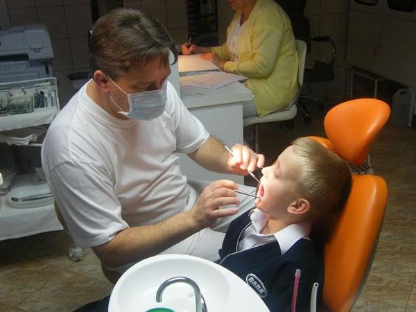 Iskolai fogászat